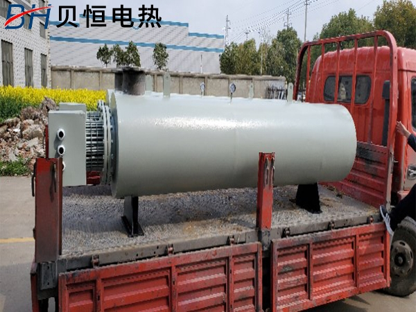 230KW熔喷机加热器发货